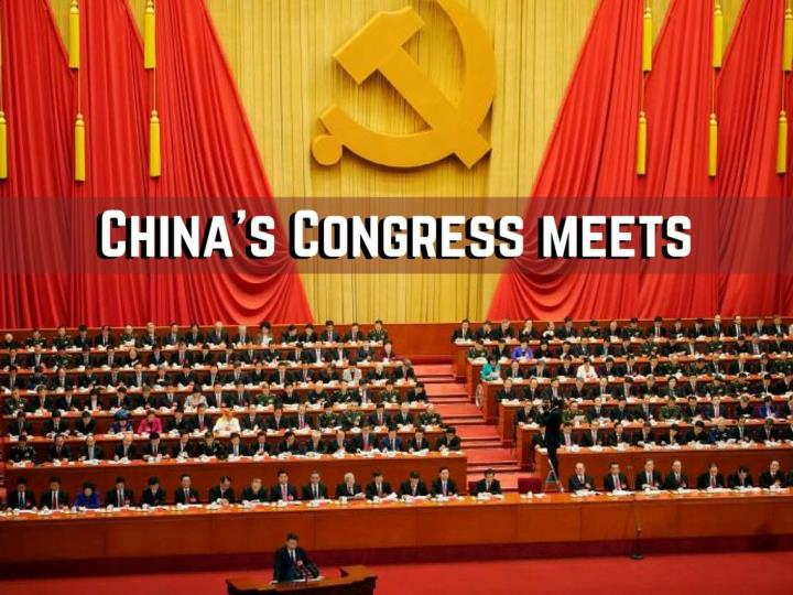 china s congress meets n.