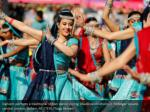 dancers perform a traditional indian dance during