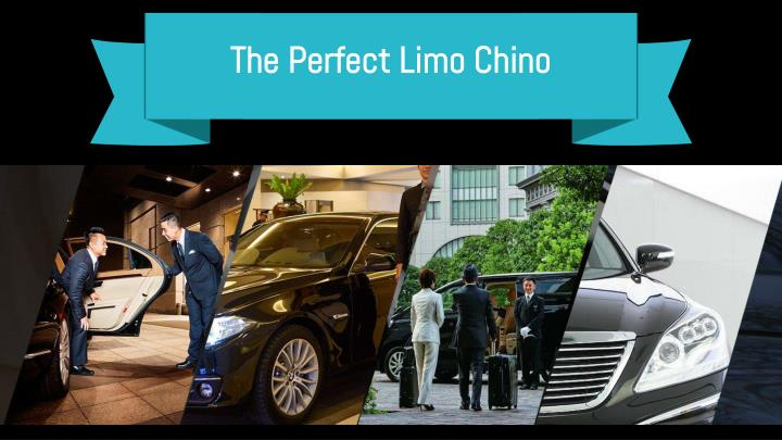 the perfect limo chino n.