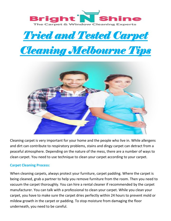 tried and tested carpet tried and tested carpet n.
