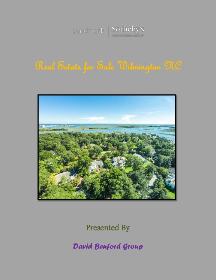 real estate for sale wilmington nc real estate n.