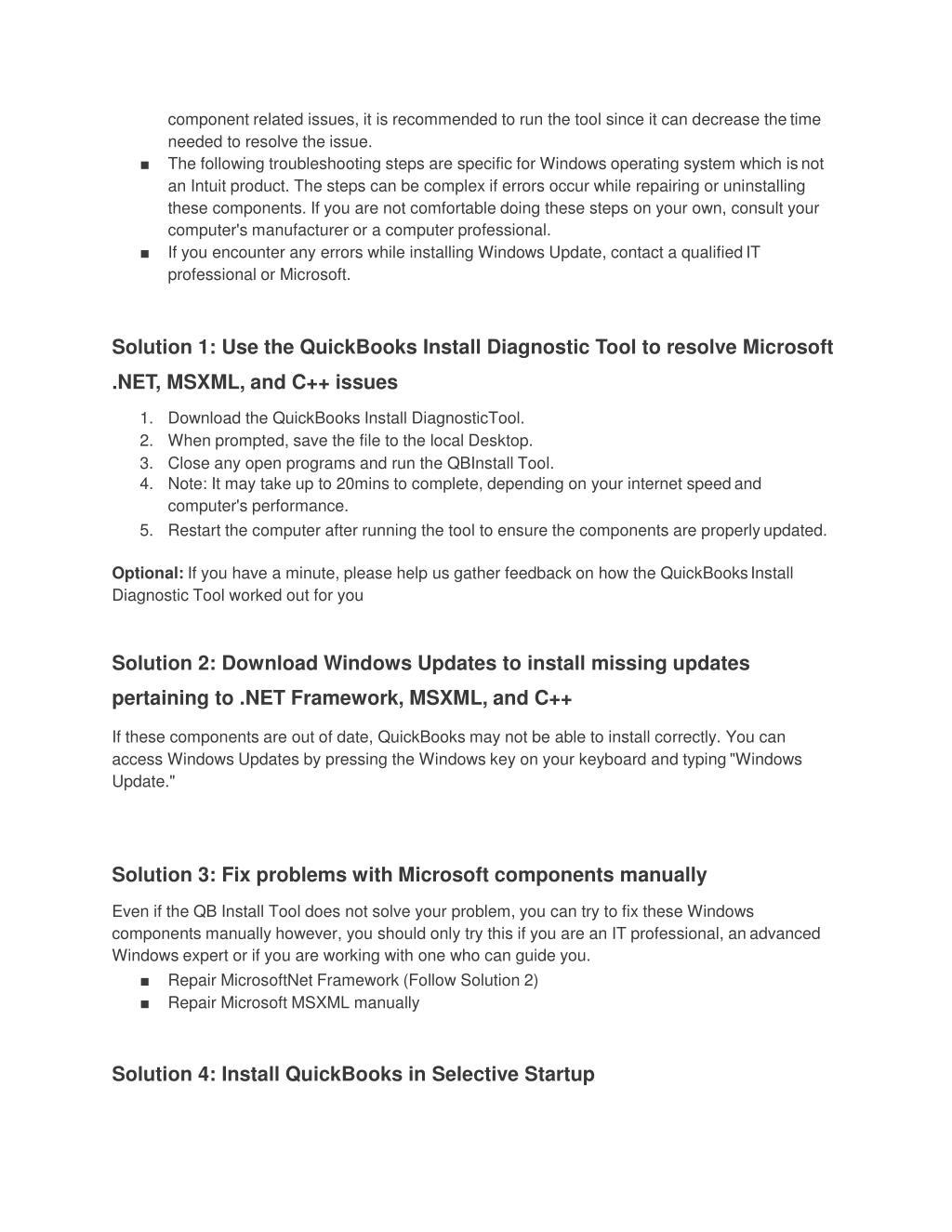 PPT - QuickBooks Software Installation Error Support 1855