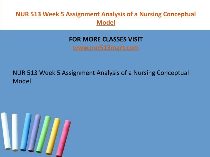 an analysis of nursing concepts and theories