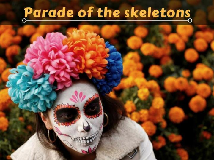 parade of the skeletons n.