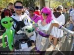 a couple dressed as aliens reuters lucas jackson