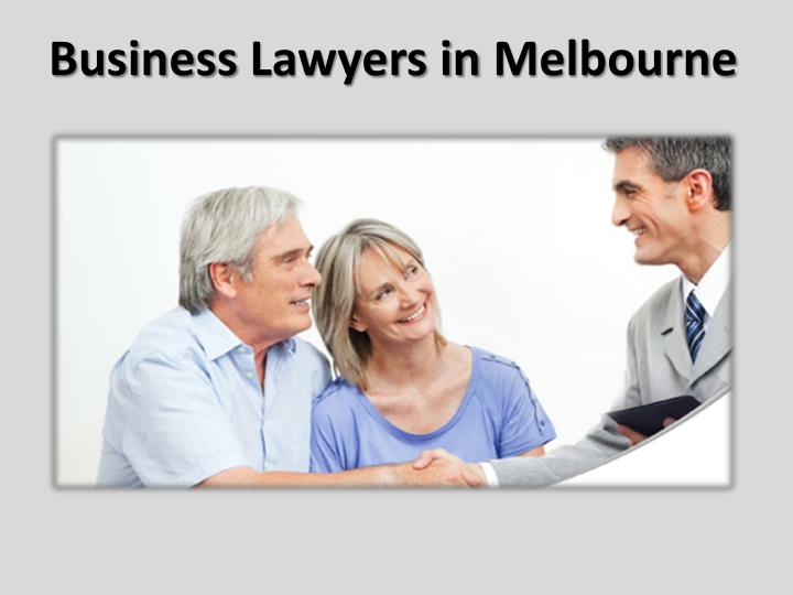 business lawyers in melbourne n.