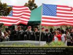 the coffin of u s army sergeant la david johnson