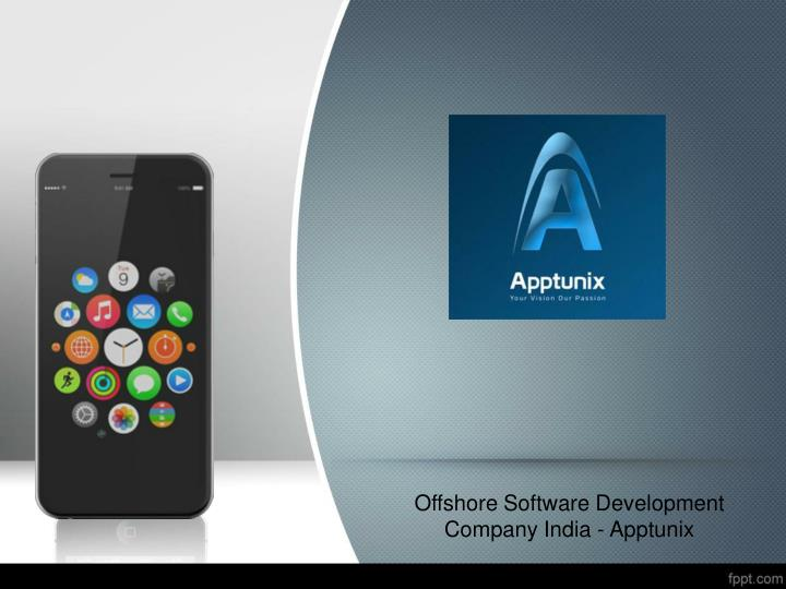 offshore software development company india n.