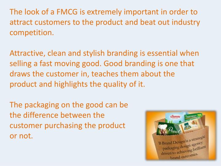 fast moving consumer goods fmcg 1 Mumbai: the fast moving consumer goods industry, that witnessed a slowdown for the past three years fmcg industry likely to grow by over 15% in 2-3 years.
