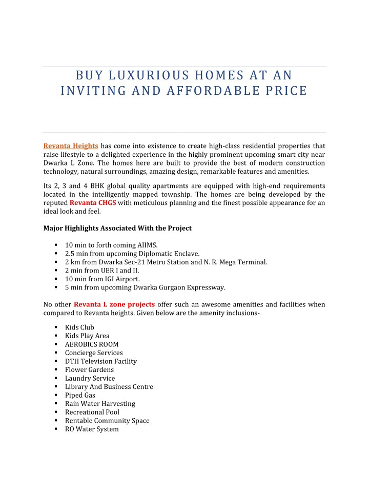 buy luxurious homes at an inviting and affordable n.