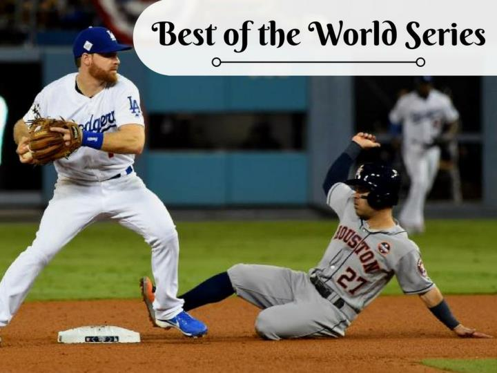 best of the world series n.
