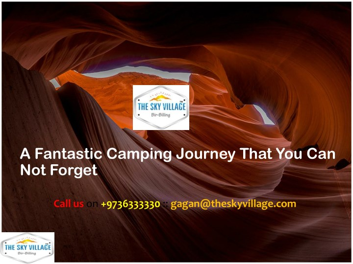 a fantastic camping journey that n.