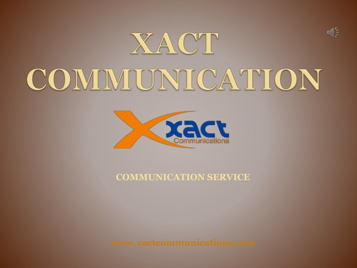 PPT - Business phone systems - Xact Communications