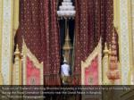 royal urn of thailand s late king bhumibol