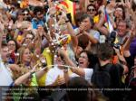 people celebrate after the catalan regional 1