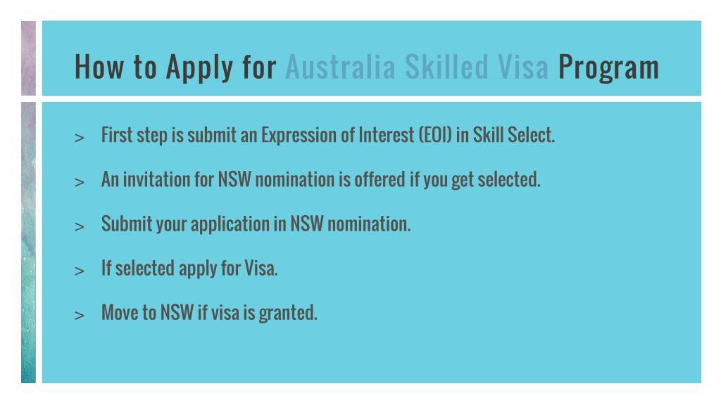PPT - Australia Visa Consultants in Delhi - Australia Skilled
