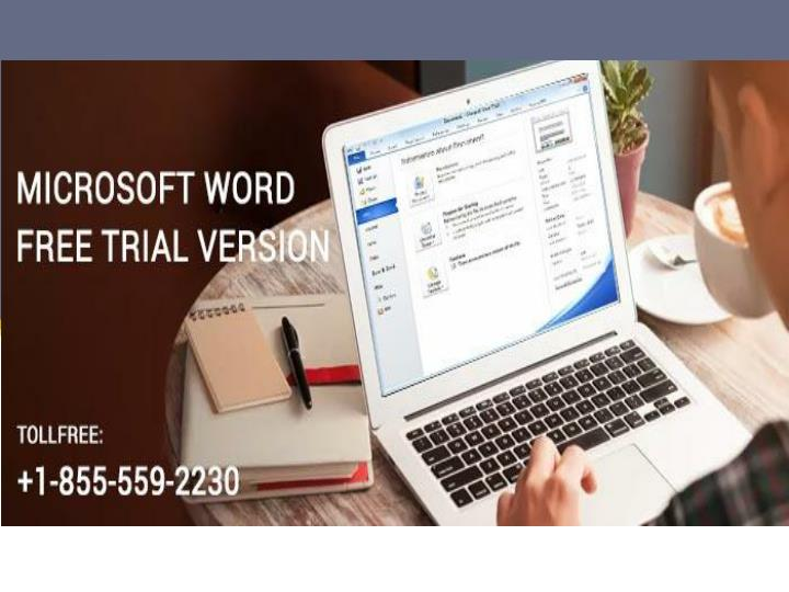 ms word trial version