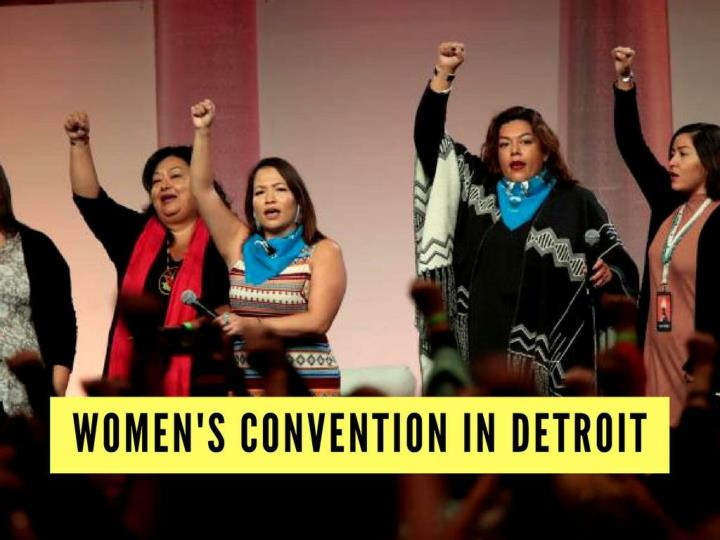 women s convention in detroit n.