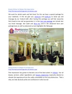 beauty parlour in udaipur first impression http