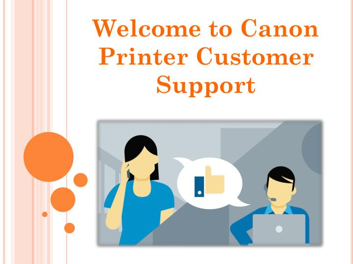 welcome to canon printer customer support n.