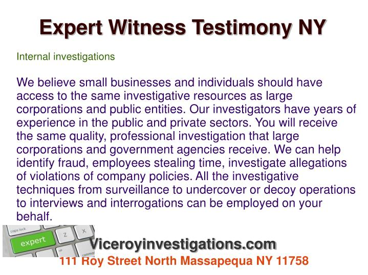 expert witness testimony Find guidelines for expert witness testimony guidelines for expert witness testimony for the specialty of medical genetics.