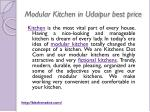 modular kitchen in udaipur best price 1