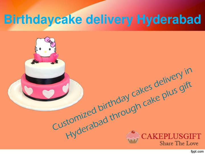 Ppt Order Online Cakes In Hyderabad Birthday Cakes In Hyderabad