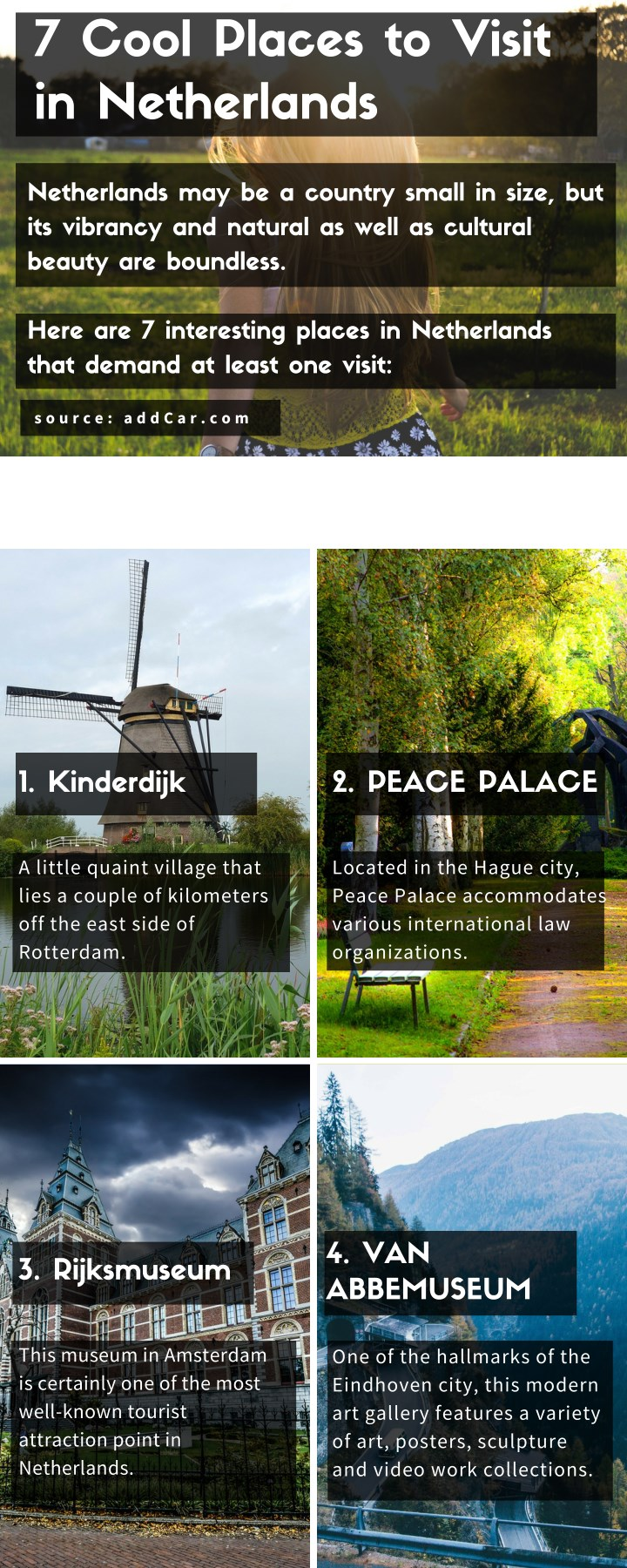 7 cool places to visit in netherlands n.