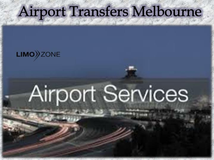 airport transfers melbourne n.