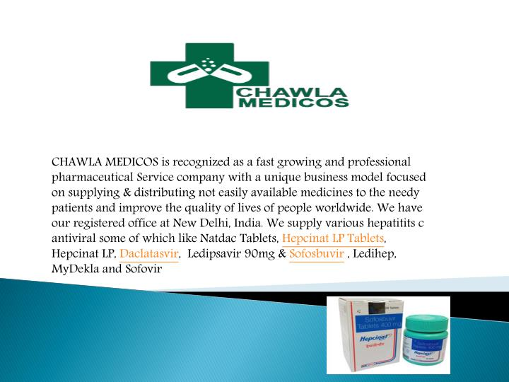 chawla medicos is recognized as a fast growing n.