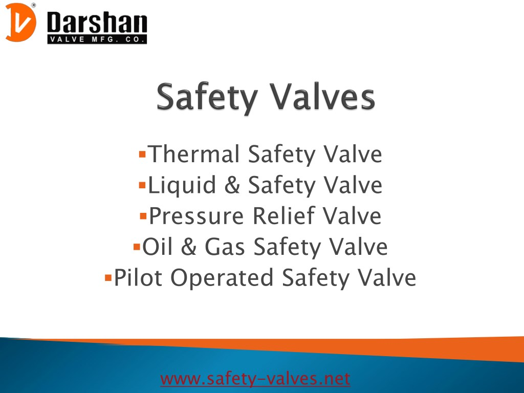 Ppt Safety Valves Powerpoint Presentation Id7737647 Pilotoperated Relief Hydraulic Circuits Valve Thermal Liquid Pressure N