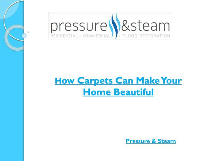 h ow carpets can make your home beautiful n.