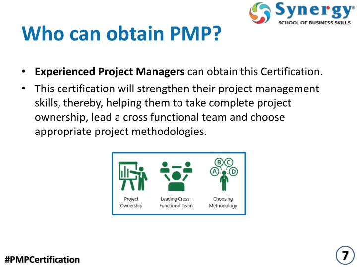 Ppt Pmp Certification Chennaipmp Training In Chennaipmp