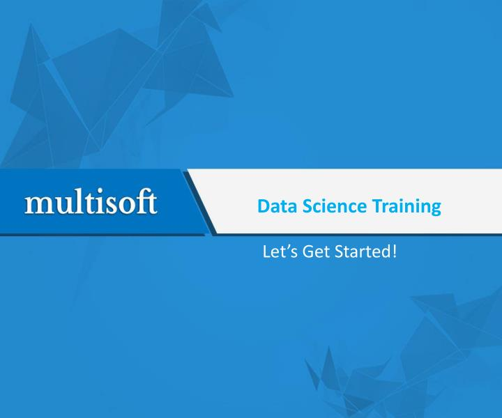 data science training n.