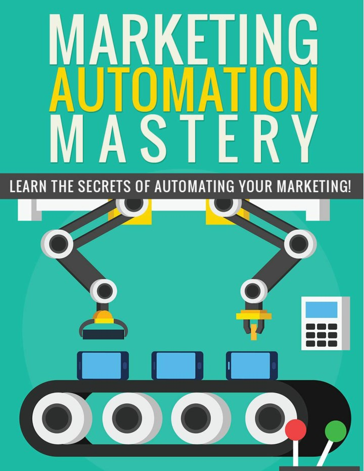 marketing automation mastery n.