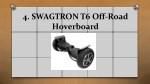 4 swagtron t6 off road hoverboard