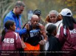 meb keflezighi of u s is tended to after