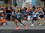the professional men s group run through brooklyn