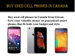 buy used cell phones in canada