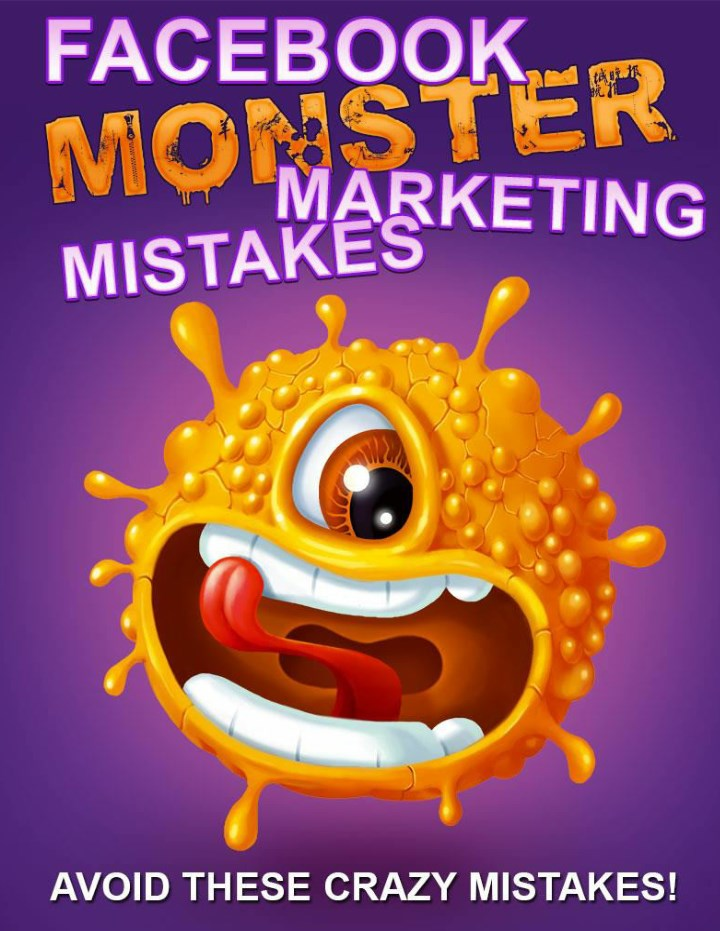 facebook monster marketing mistakes n.