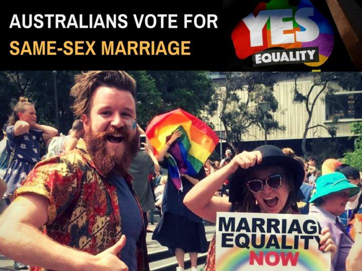 australians vote for same sex marriage n.