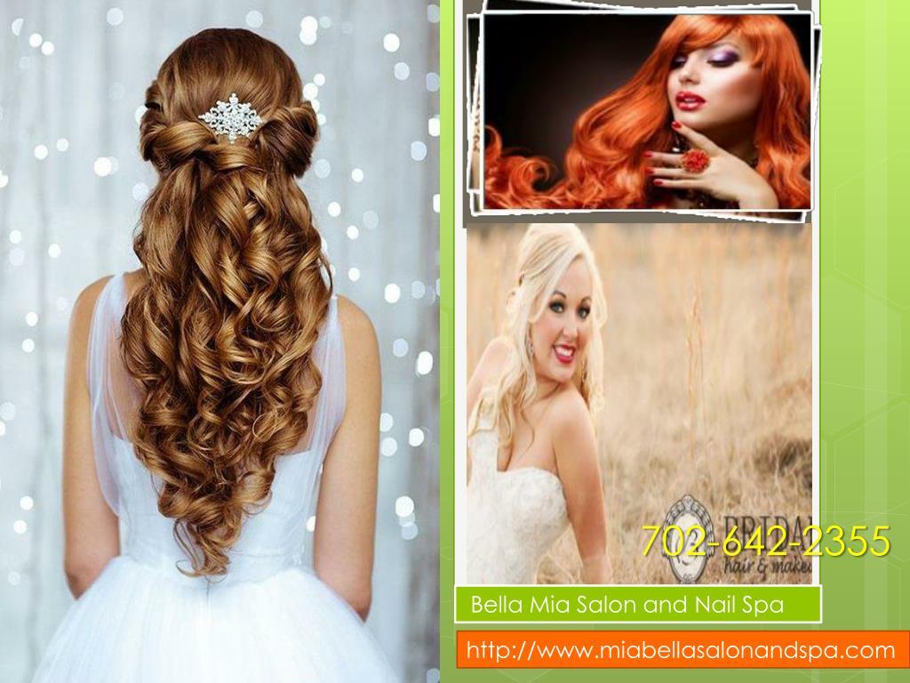 Bridal Hair Makeup In Las Vegas Bella