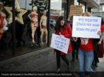 people participate in the metoo march reuters 2