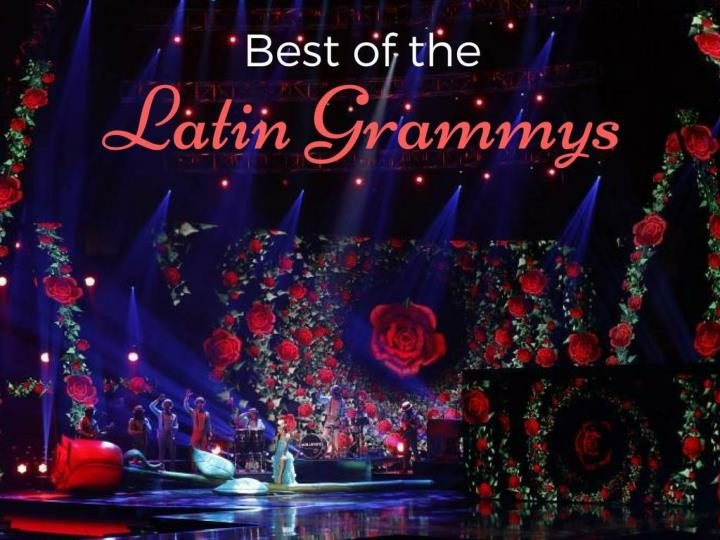 best of the latin grammys n.