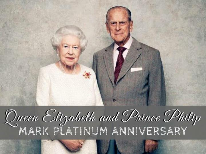 queen elizabeth and prince philip mark platinum anniversary n.