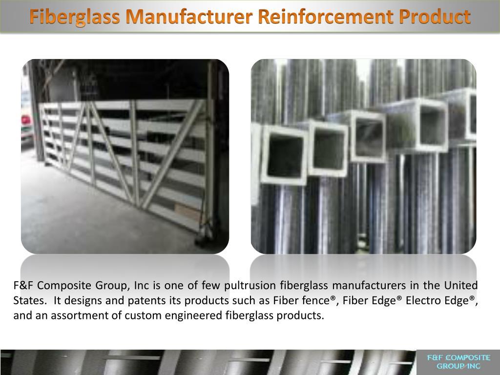 PPT - Fiberglass Manufacturer Reinforcement Product
