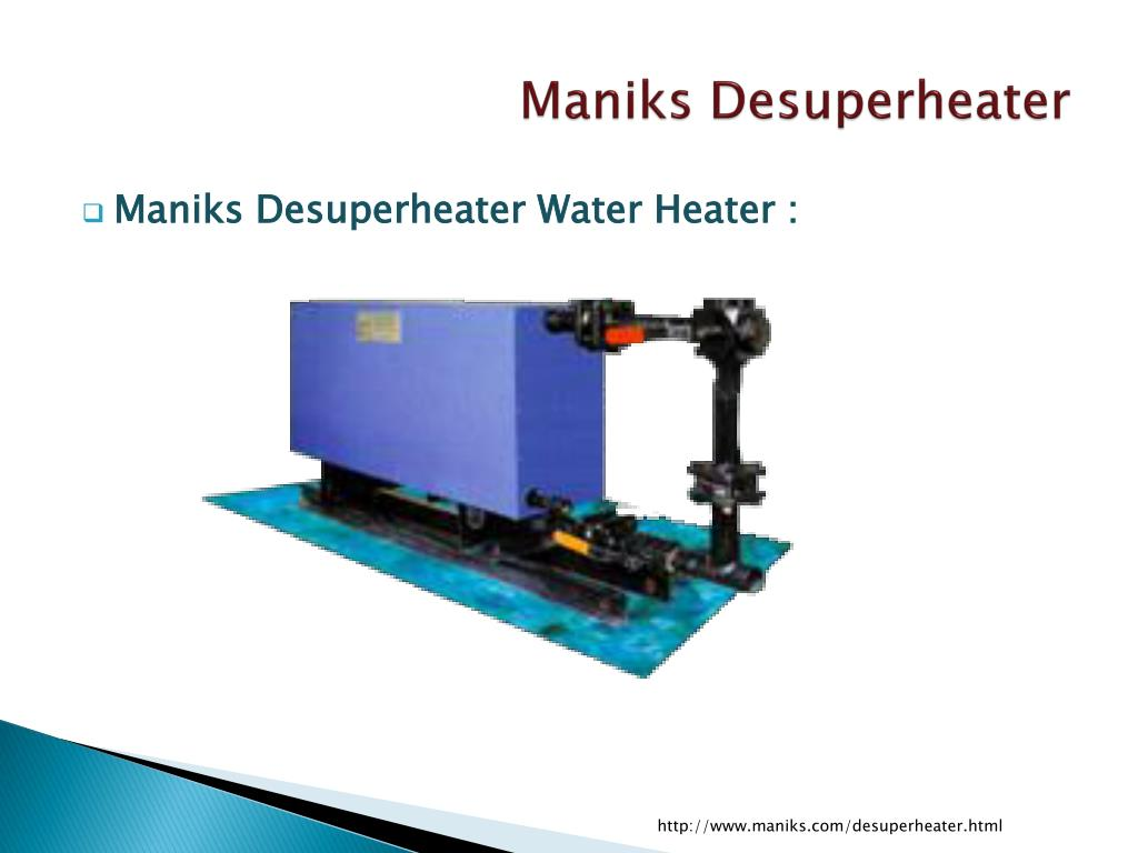 Ppt What Is Desuperheater Conceptual Information About