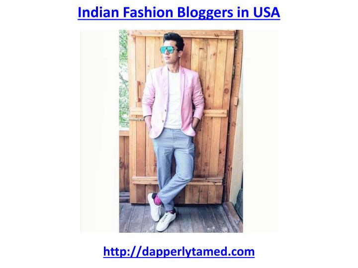 indian fashion bloggers in usa n.