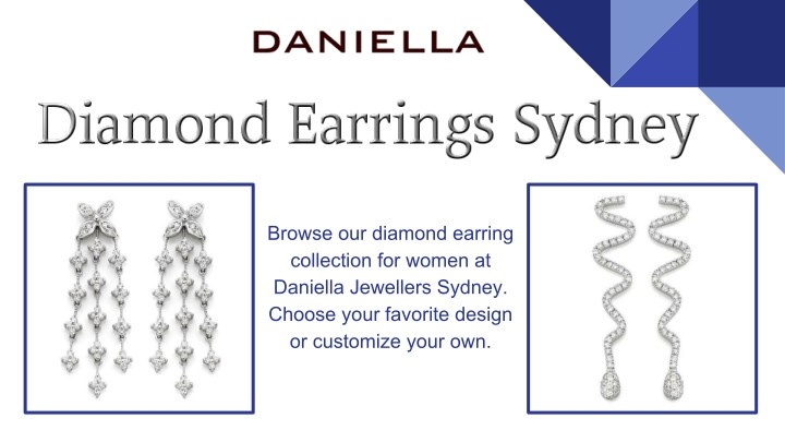 browse our diamond earring collection for women n.