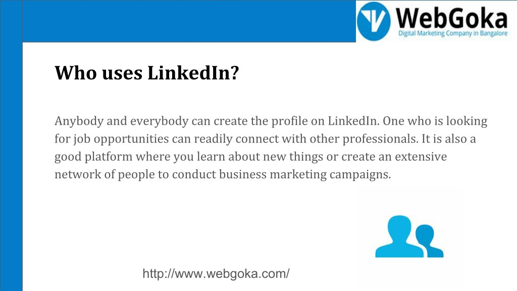 PPT - Know The benefits of Using LinkedIn for Social Media